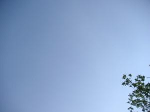 Himmel über Schnelsen