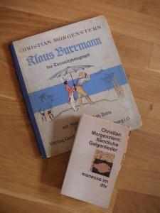 Ein Frevel, die Galgenlieder als Taschenbuch herauszugeben. Das fleddert doch nach 20 Jahren!