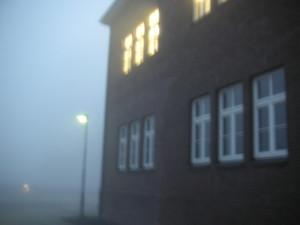 Schummrig-schaurig: KZ Neuengamme