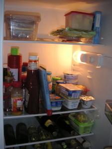 Im Aufmunterungsbedarf ist der Gang zum Kühlschrank nicht grundsätzlich falsch