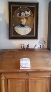 Gemälde Buch Stehpult