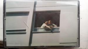 Zwei Mädels am Fenster