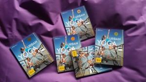 fünf Yoga-Bücher